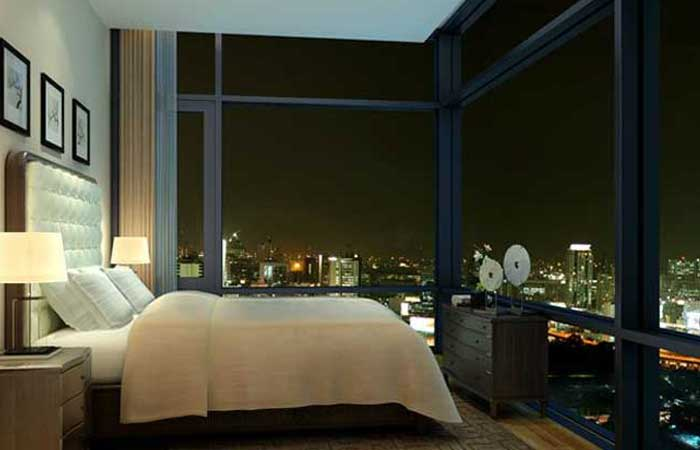 Circle-2-Bangkok-condo-for-sale-bedroom